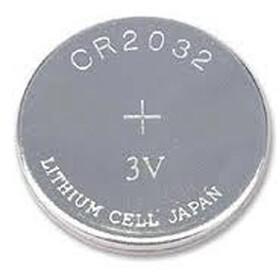Knog CR2032 Lithium - Plateado